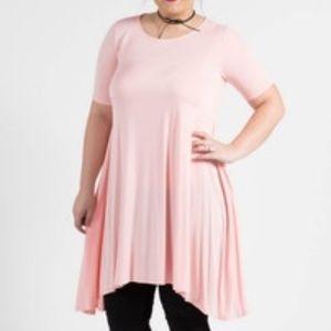 Agnes & Dora Joplin Dress, XXS/Tween, Pink
